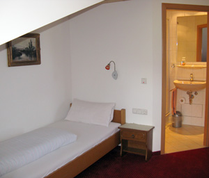 Unsere Single room